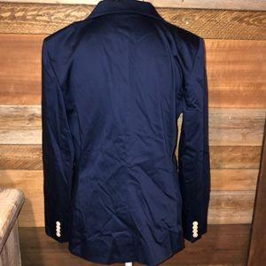 Lauren Ralph Lauren Jackets & Coats - Ralph Lauren Navy Signature Blazer 14